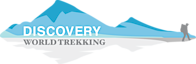 Discovery World Trekking's Company logo