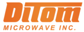 Ditom Microwave's Company logo