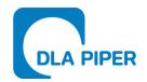 DLA Piper's Company logo