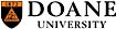 Nebraska Wesleyan University's Competitor - Doane University logo