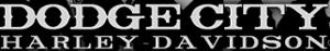 Dodge City HarleyDavidson's Company logo