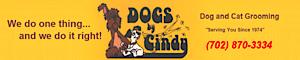 Dogs By Cindy's Company logo