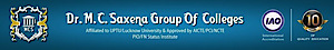 Dr Mc Saxena Group Of Colleges's Company logo
