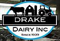 Drake Dairy's Company logo