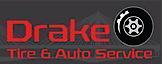 Drake Tire's Company logo