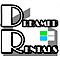 Dreamed Rentals Logo