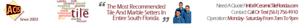 Tile Bathroom's Company logo