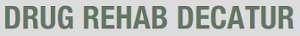Drug Rehab Decatur's Company logo