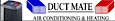 Ocs Cleaning Service's Competitor - Duct Mate Inc. logo