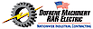 Spartite's Competitor - Dufrene Machinery logo