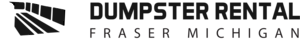 Dumpster Rentals Fraser Michigan's Company logo
