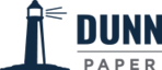 Dunn Paper's Company logo