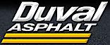 Duval Asphalt's Company logo