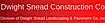 Site Tech's Competitor - Dwight Snead Construction Company logo