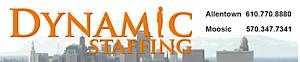 Dynamic Staffing's Company logo