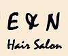 E & N Hair Salon's Company logo