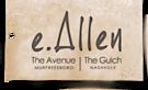 E. Allen Boutique's Company logo
