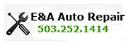 E&a Auto Repair's Company logo