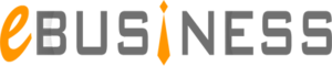E Bus's Company logo
