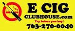 E Cig Clubhouse's Company logo