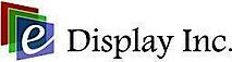 E Display's Company logo