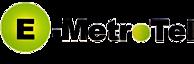 E-MetroTel's Company logo