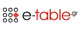 E-Table's Company logo