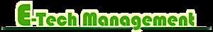 E-tech Management's Company logo