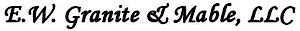 E.w. Granite & Marble's Company logo