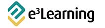 e3Learning's Company logo