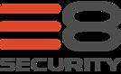 E8 Security's Company logo