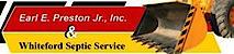 Earl E Preston Jr's Company logo
