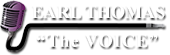 Earl Thomas The Voice's Company logo