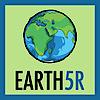 Earth5R's Company logo