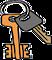 East Claridon Locksmith Logo