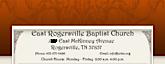 East Rogersville Baptist Church's Company logo