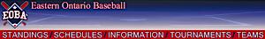 Eastern Ontario Baseball Association's Company logo