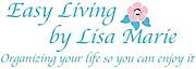 Easy Living By Lisa Marie's Company logo