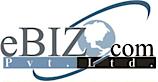 eBIZ's Company logo