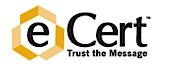 eCert's Company logo