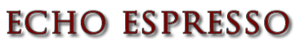 Echo Espresso's Company logo