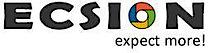 Ecsion's Company logo