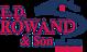 Ed Rowand & Son Mechanical Logo