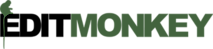 Edit Monkey's Company logo