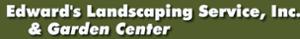 Edwards Landscaping Service's Company logo