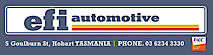 EFI Automotive's Company logo