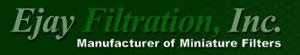 Ejay Filtration's Company logo