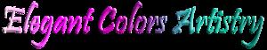 Elegant Colors Artistry's Company logo
