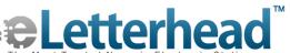 eLetterhead's Company logo