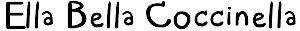 Ella Bella Coccinella's Company logo